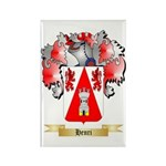 Henri Rectangle Magnet (10 pack)