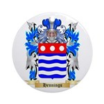 Hennings Ornament (Round)