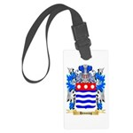 Henning Large Luggage Tag