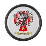 Henniger Large Wall Clock