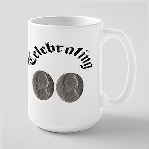 celebratingdoublenickle Mugs