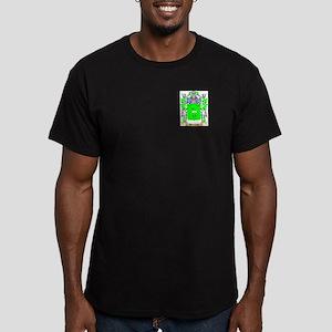 Hennessy Men's Fitted T-Shirt (dark)