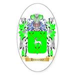 Hennessy Sticker (Oval 50 pk)