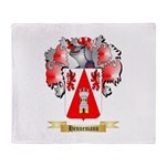 Hennemann Throw Blanket