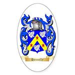 Hennelly Sticker (Oval 50 pk)