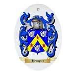 Hennelly Ornament (Oval)