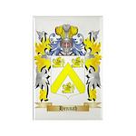 Hennah Rectangle Magnet (10 pack)