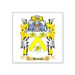 Hennah Square Sticker 3