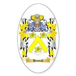 Hennah Sticker (Oval)