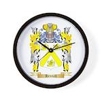 Hennah Wall Clock