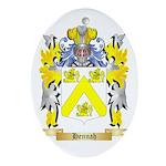 Hennah Ornament (Oval)