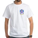 Henly White T-Shirt