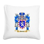 Henley Square Canvas Pillow