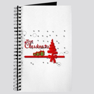 Christmas Balls Journal