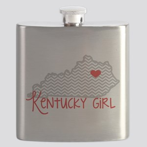 KY Girl Flask