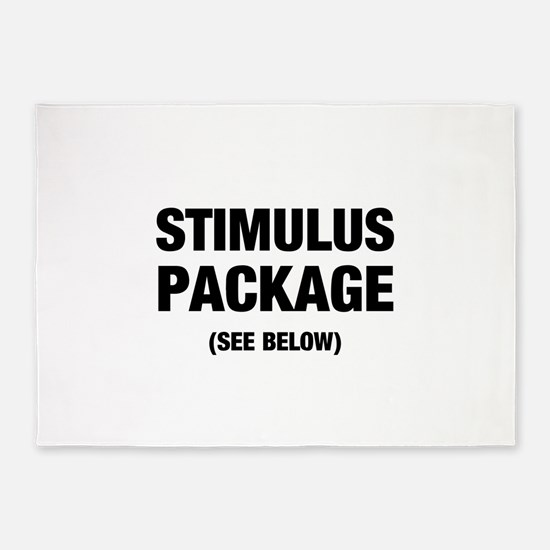 Stimulus Package See Below 5'x7'Area Rug