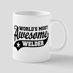 World's Most Awesome Welder Mug