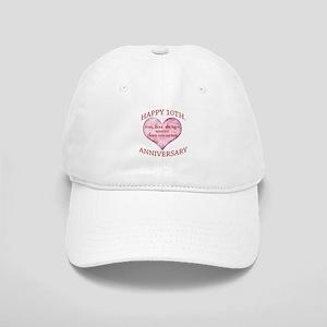 10th. Anniversary Cap