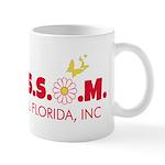Blossom Logo Mugs