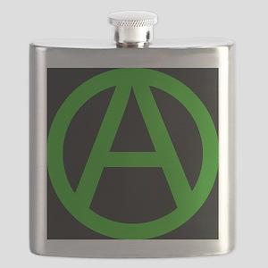 Circle A Flask