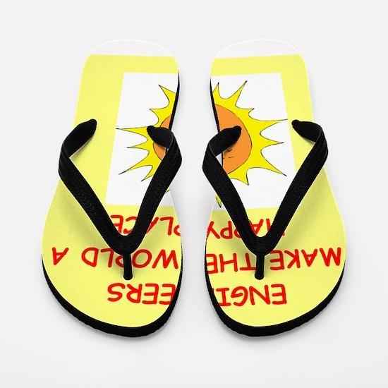ENGINEERS Flip Flops