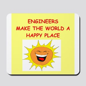 ENGINEERS Mousepad