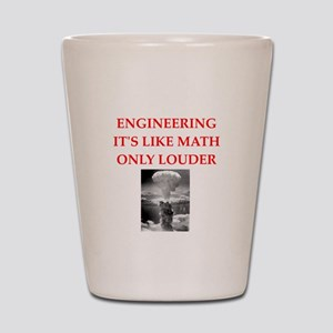 EBGINEER Shot Glass