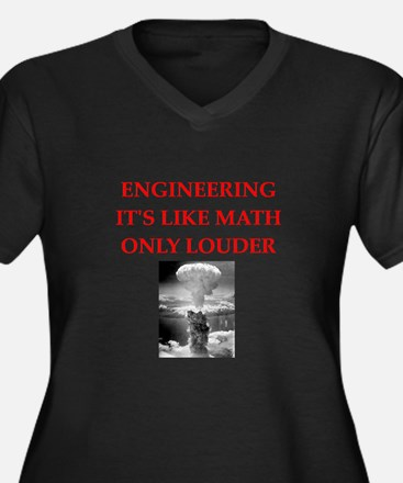 EBGINEER Plus Size T-Shirt