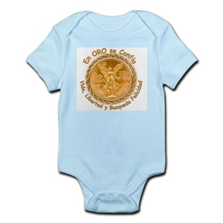 Mex Oro Infant Bodysuit