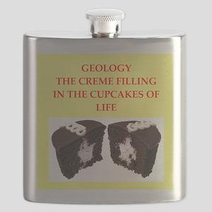 GEOLOGY Flask