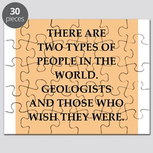 GEOLOGISTS Puzzle