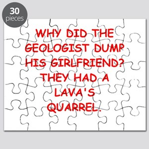 GEOLOGY Puzzle