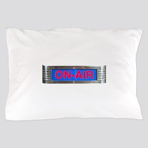 On-Air Broadcasting Sign Pillow Case