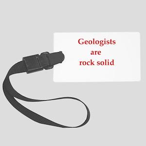geology21 Luggage Tag