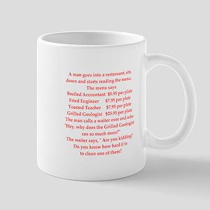 GEOLOGIST15 Mugs