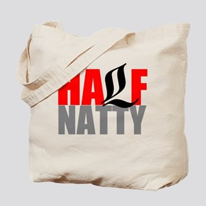 Half Natty Tote Bag