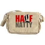Half Natty Messenger Bag