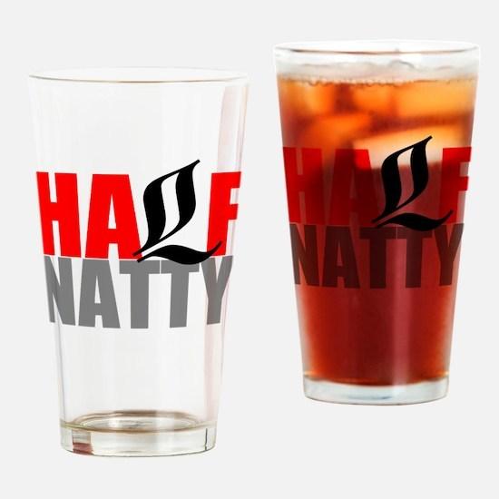 Half Natty Drinking Glass
