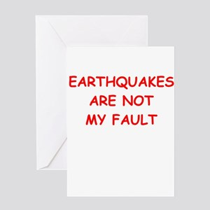GEOLOGY Greeting Cards