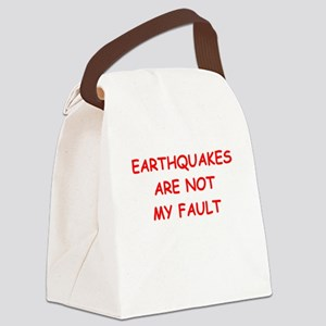 GEOLOGY Canvas Lunch Bag