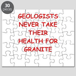 GEOLOGIST Puzzle
