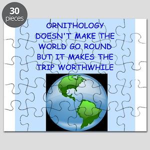 ORNITHOLOGY Puzzle