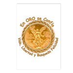 Mex Oro Postcards (Package of 8)