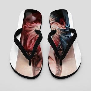 Jesus Flip Flops