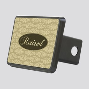 Retired Rectangular Hitch Cover