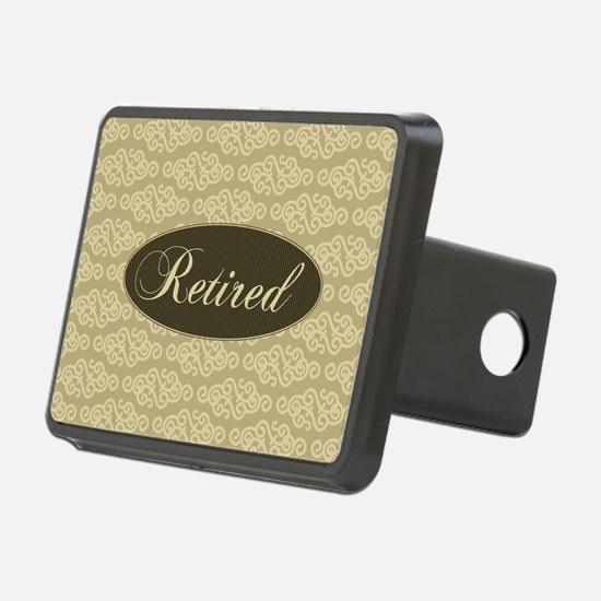 Retired Hitch Cover