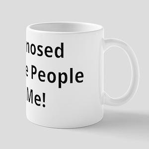 Self-Diagnosed Gluten-Free Mug