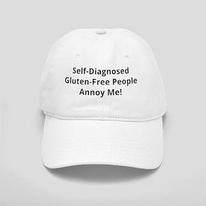 Self-Diagnosed Gluten-Free Cap