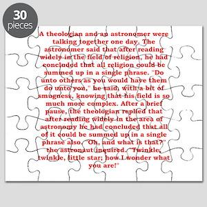 ASTRONOMY4 Puzzle
