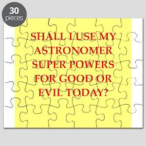 ASTRONOMER Puzzle